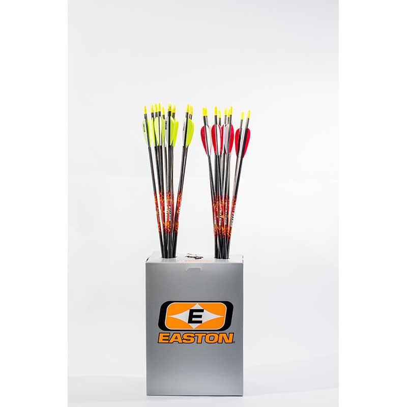 """Beman Carbon Arrows-ICS Hunter Junior XPV-Cut @ 26/""""-6PK-917992"""