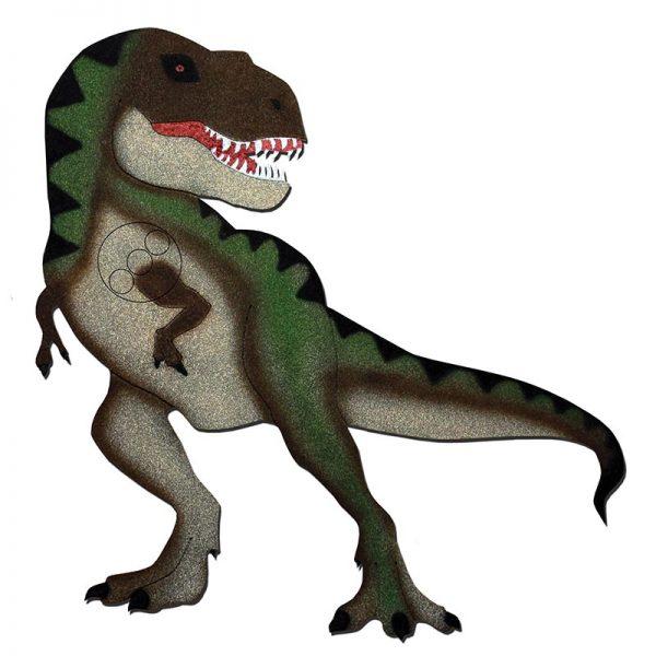 OnCore 2D Foam-T-Rex Target Face