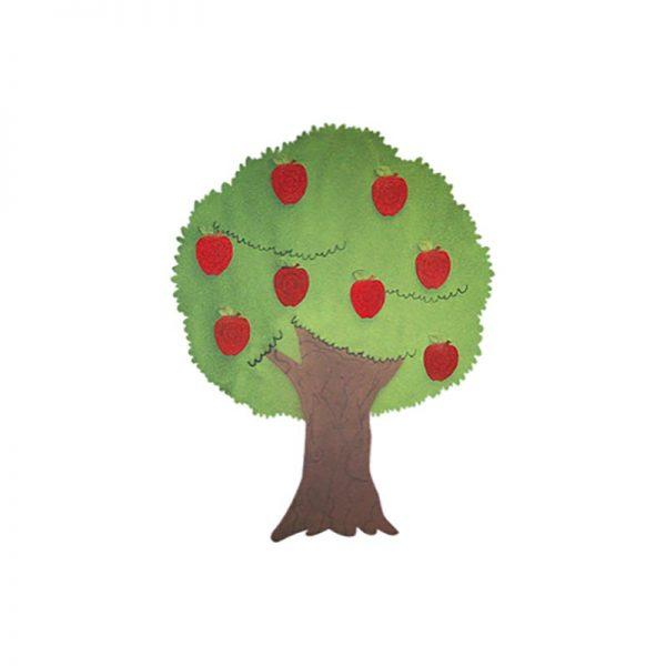 OnCore 2D Foam-Apple Tree w/ 12 Apples Target Face (img 383)