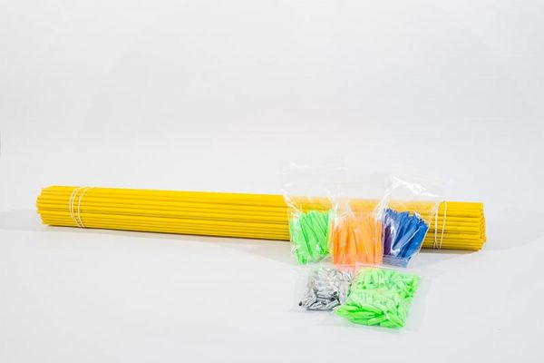 BSA Merit Badge Arrow Making Kit (100 Arrows)
